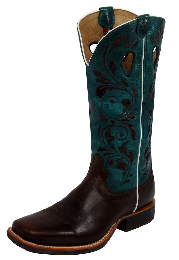 Women's Twisted X Ruff Stock Boot #WRS0021