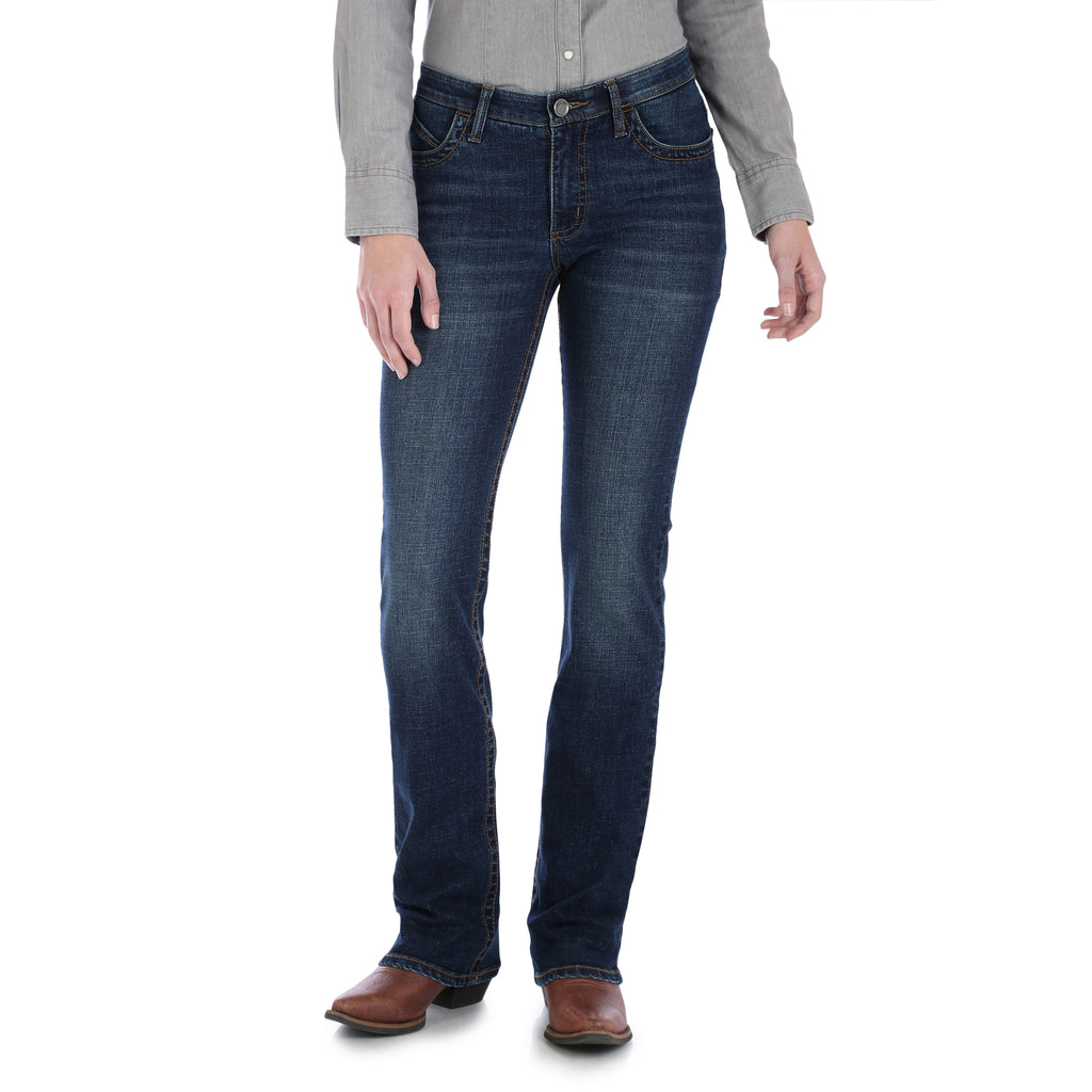 Women's Wrangler The Ultimate Riding Jean #WRW60LE