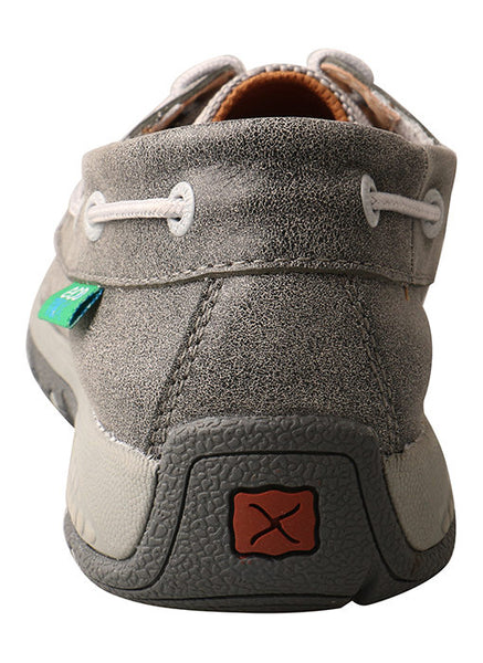 c48a53cdea5 Women's Twisted X Boat Shoe Driving Moc with CellStretch #WXC0007