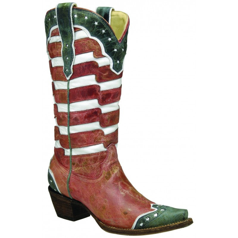 Women's Corral Western Boot #A2515