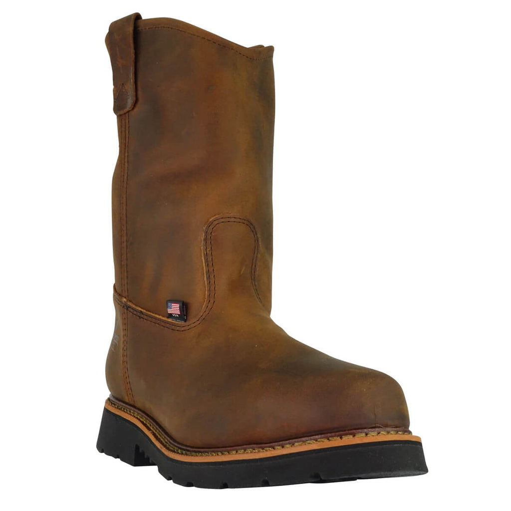 Men's Thorogood Steel Toe Wellington Work Boot #804-3310