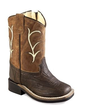 Toddler's Old West Western Boot #BSI1819 (4-8)