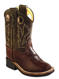 Toddler's Old West Western Boot #BSI1877 (4-8)