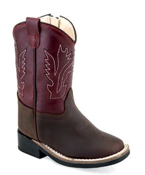 Toddler's Old West Western Boot #BSI1889 (4-8)