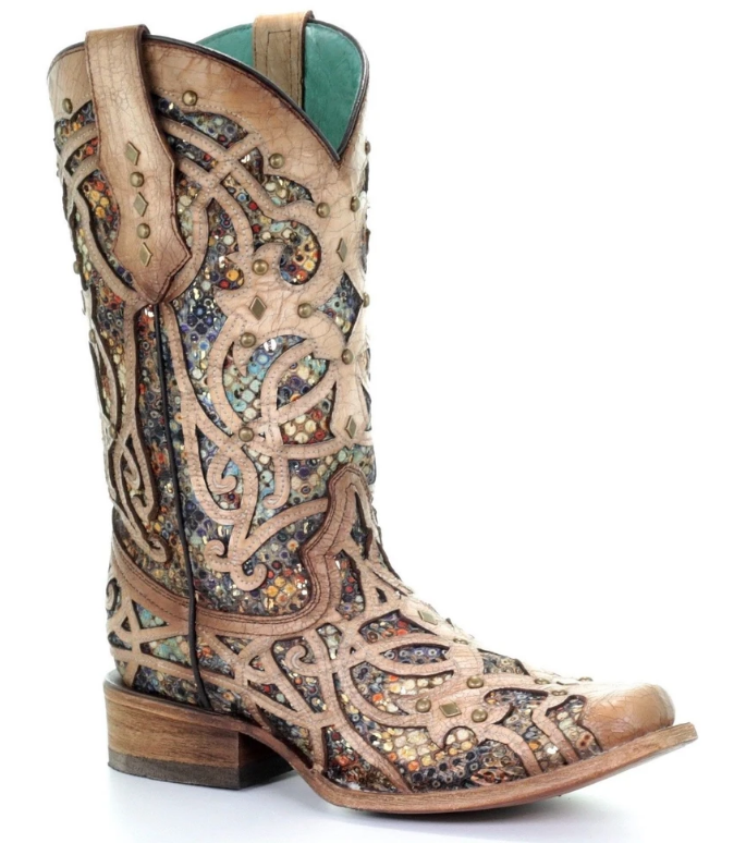 Women's Corral Western Boot #C3405