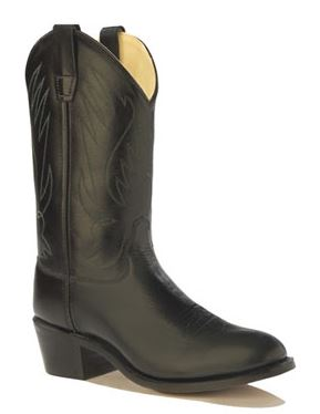 Youth's Old West Western Boot #CCY1110 (3.5Y-7Y)