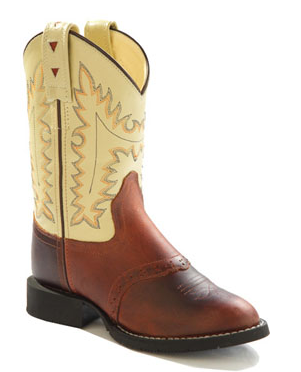 Children's Old West Western Boot #CW2552 (8.5C-3C)