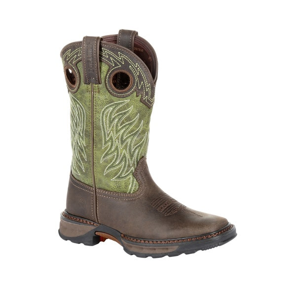 Youth's Durango Maverick XP Western Work Boot #DBT0215Y (3.5Y-7Y)