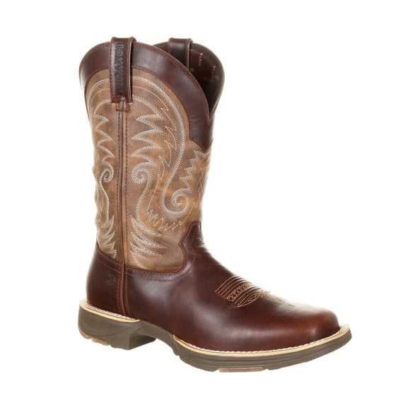 Men's Durango Ultralite Waterproof Western Work Boot #DDB0137