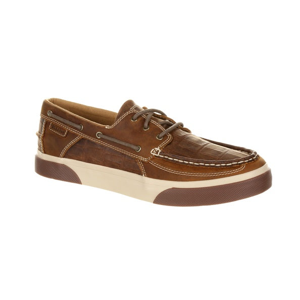 Men's Durango Music City Boat Shoe #DDB0143-C