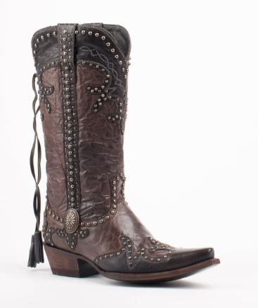 Women's Double D Ranch by Old Gringo Badlands Boot #DDL016-1