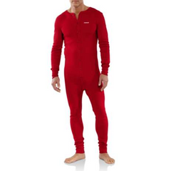 Men's Carhartt Union Suit #K226RED