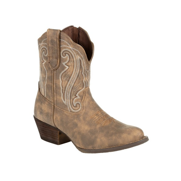 Women's Durango Crush Shortie Western Boot #DRD0372
