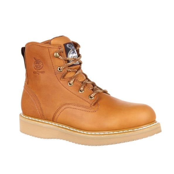Men's Georgia Wedge Work Boot #G6152