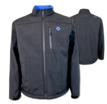 Men's Hooey Softshell Jacket #HJ048BK