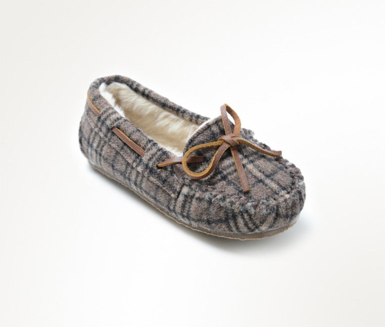 Children's Minnetonka Cassie Slipper #4902