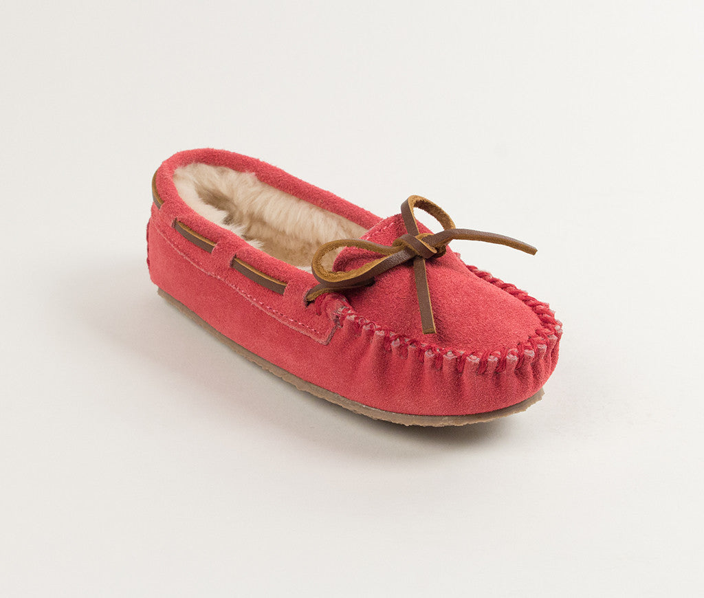 Children's Minnetonka Cassie Slipper #4815