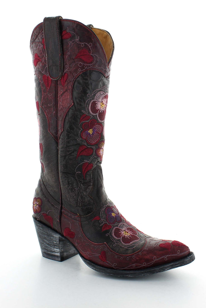Women's Old Gringo Pansy Boot #L2621-1