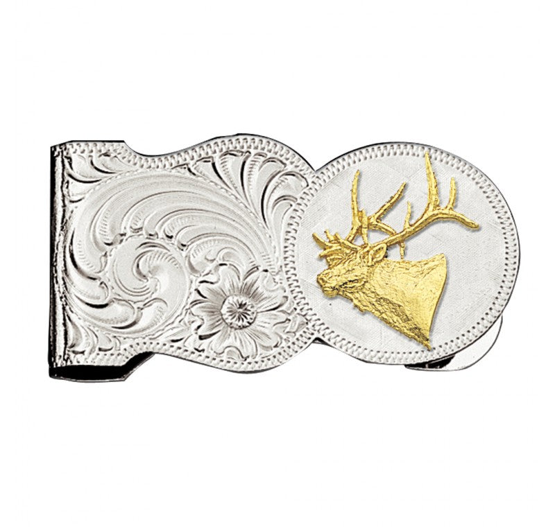 Montana Silversmiths Money Clip #MCL7-442
