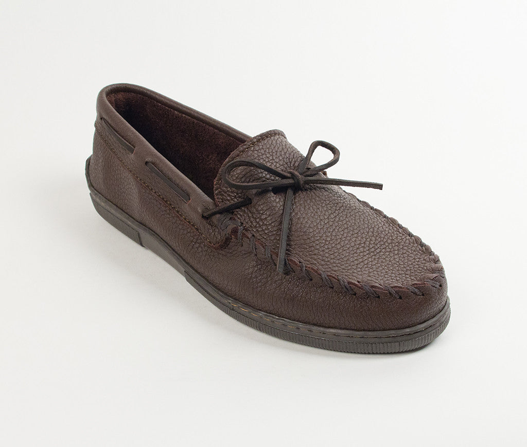 Men's Minnetonka Moosehide Classic Moccasin #892