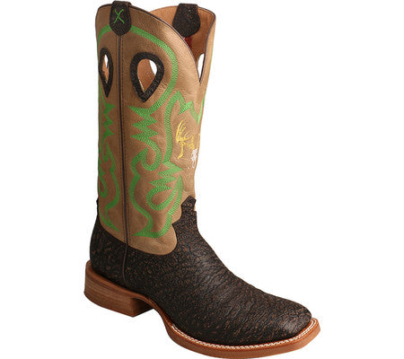 Men's Twisted X Ruff Stock Boot #MRS0052