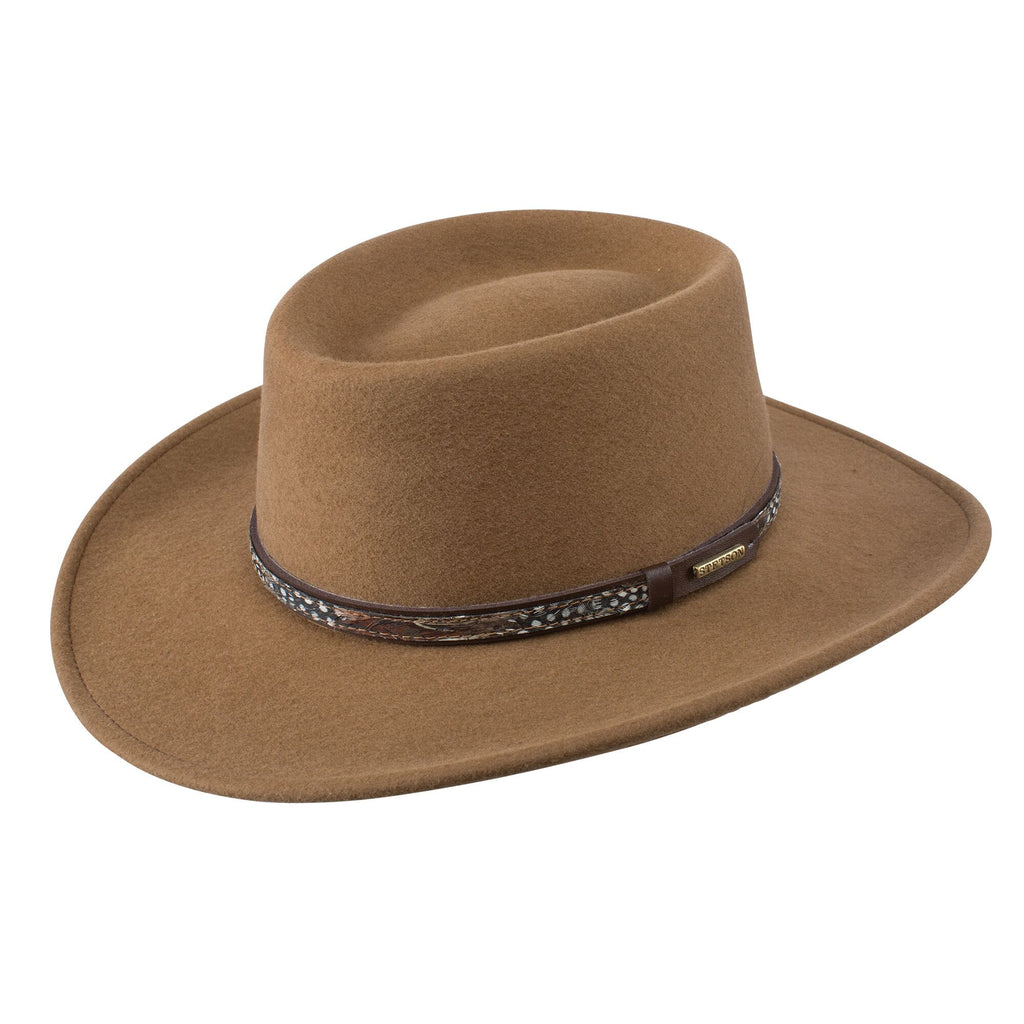 Stetson Kelso Crushable Wool Hat #OWKLSO-7832B5