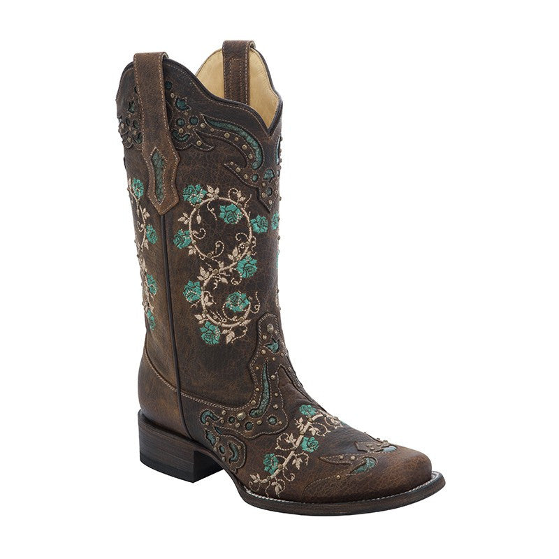 Women's Corral Western Boot #R1373