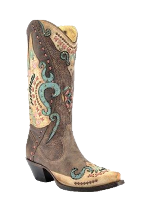 Women's Corral Western Boot #R1383