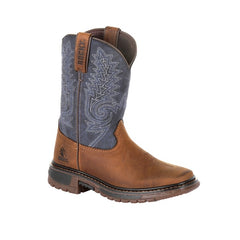 Children's Rocky Original Ride FLX Western Boot #RKW0255C (8.5C-3C)
