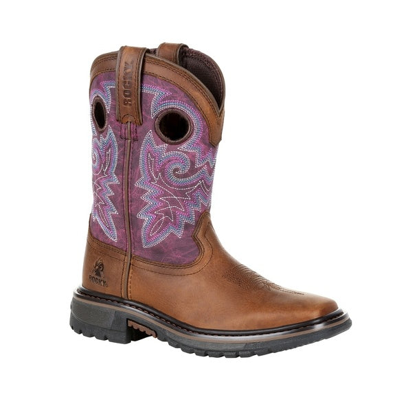 Children's Rocky Original Ride FLX Boot #RKW0302C (8.5C-3C)