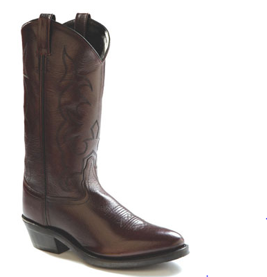 Men's Old West Western Boot #TBM3013