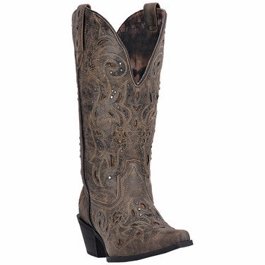 Women's Laredo Vanessa Boot #52050 (Wide Calf)