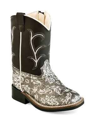 Toddler Old West Western Boot #VB1010 (4-8)