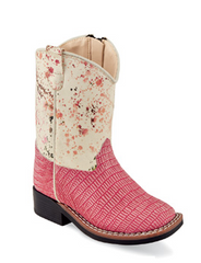 Toddler's Old West Western Boot #VB1059 (4-8)