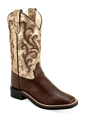 Children's Old West Western Boot #VB9135 (8.5C-3C)