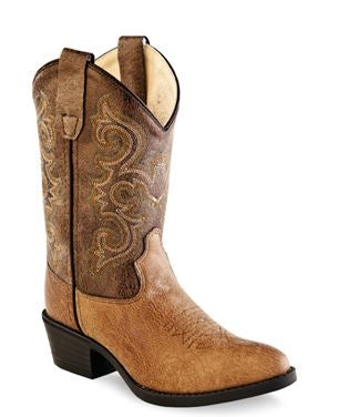 Children's Old West Western Boot #VJ9111 (8.5C-3C)