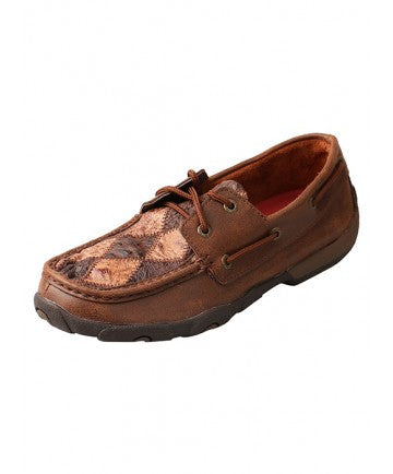Women's Twisted X Driving Moccasin #WDM0056