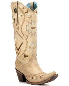 Women's Corral Western Boot #C2923-C