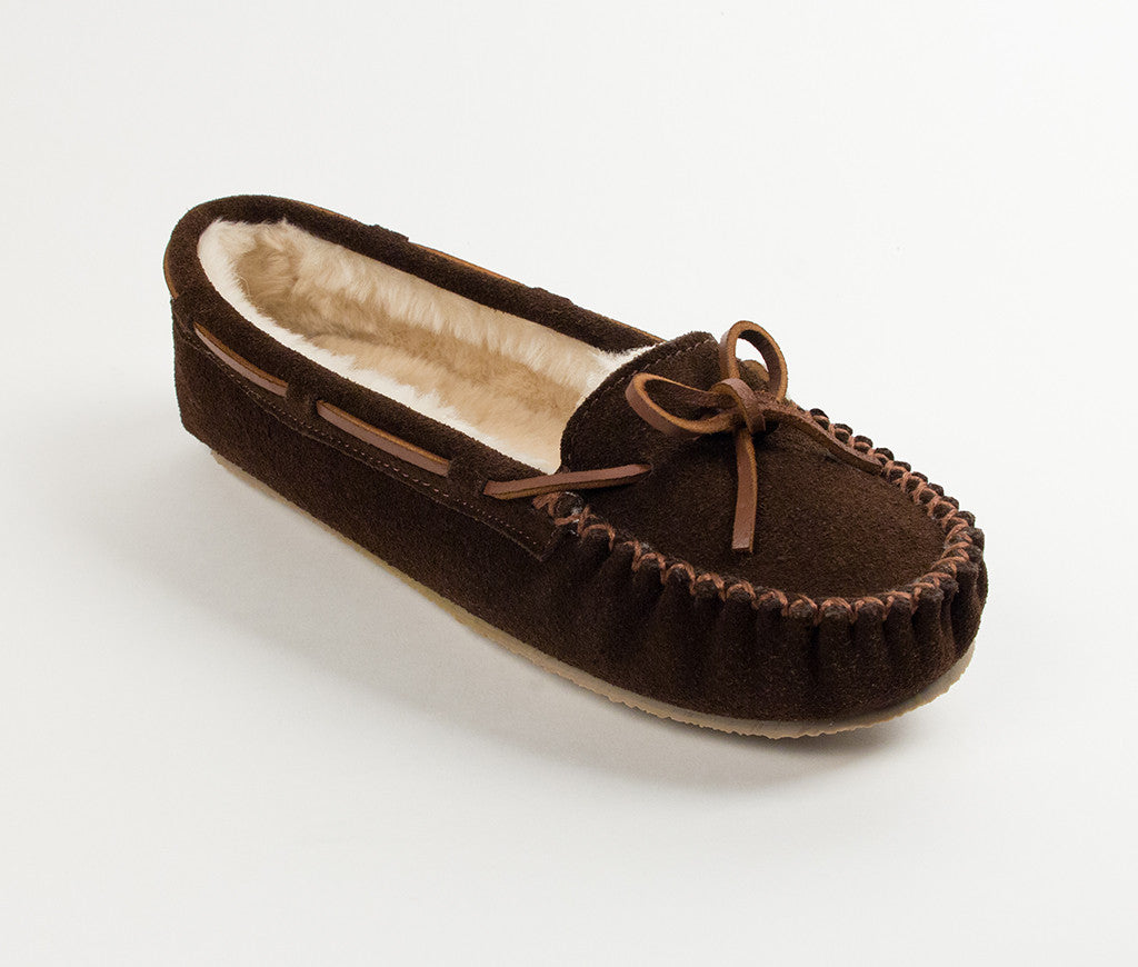 Women's Minnetonka Cally Slipper #4012