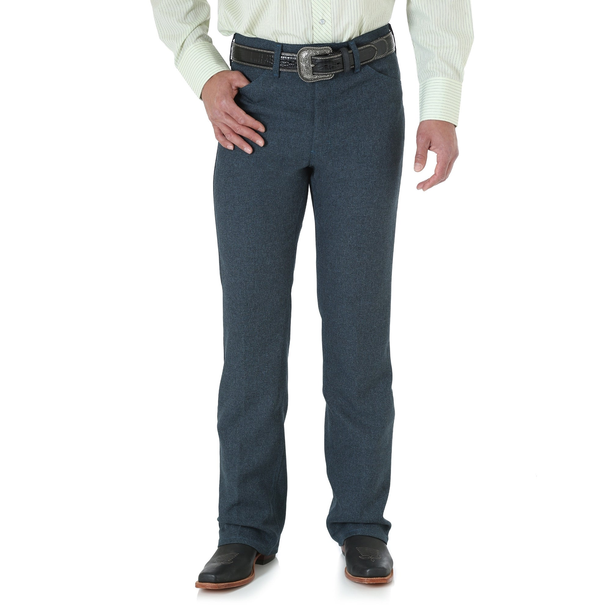 Men's Wrangler Wrancher Dress Jean #00082HU