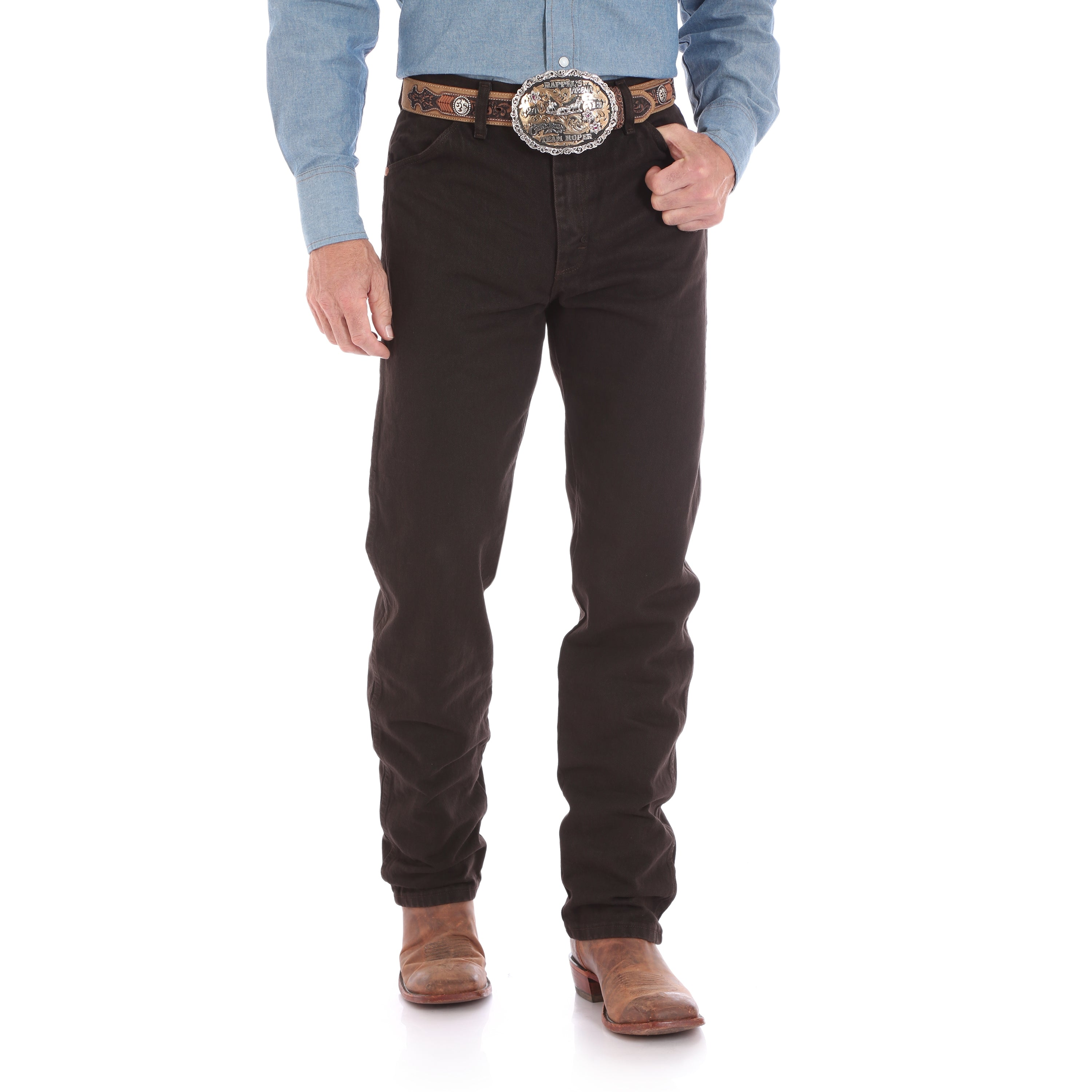 Men's Wrangler Cowboy Cut Original Fit Jean #13MWZKL