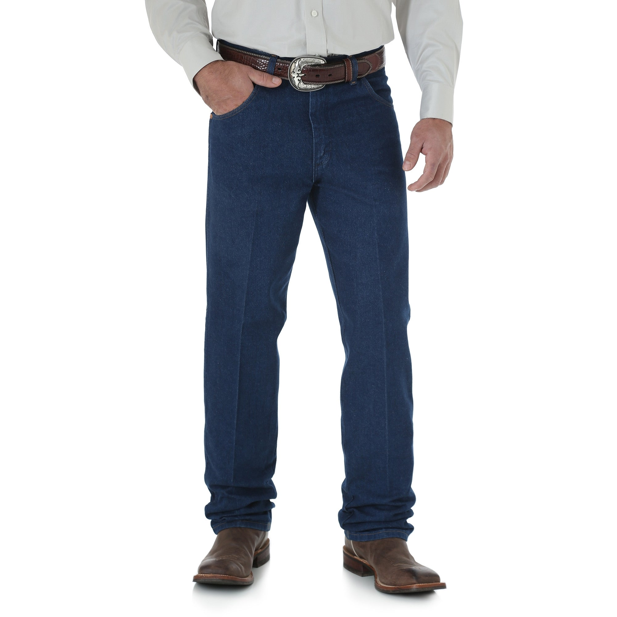 Men's Wrangler Cowboy Cut Relaxed Fit Jean #31MWZPW (Big and Tall)