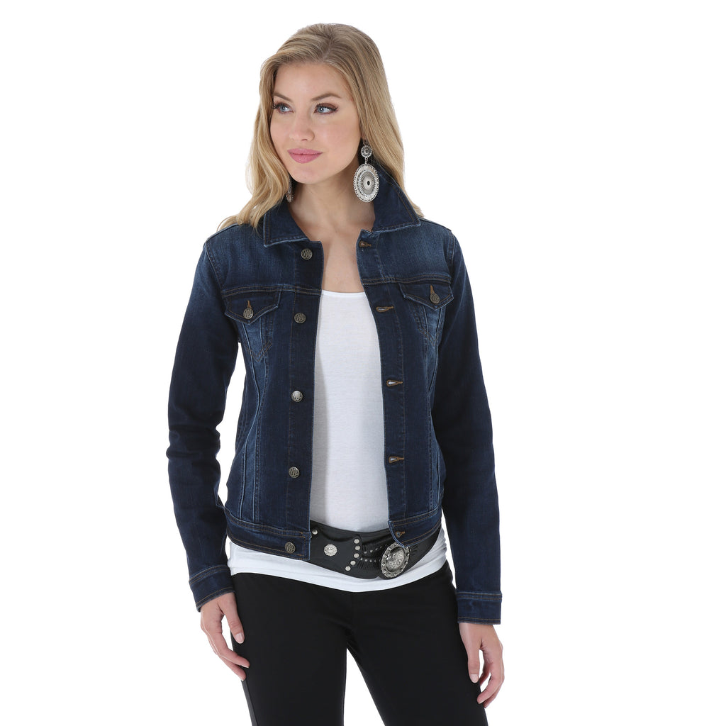 Women's Wrangler Denim Jacket #LWJ370D