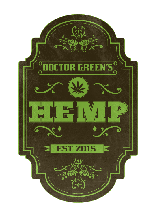 Doctor Green's Hemp Tonic helps fractures heal faster and even make the bones stronger than they were before.