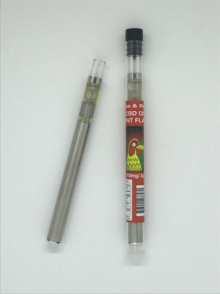 El Gallo Vape & Relax Hemp Oil Disposable Pen 10mg / .5g Blunt