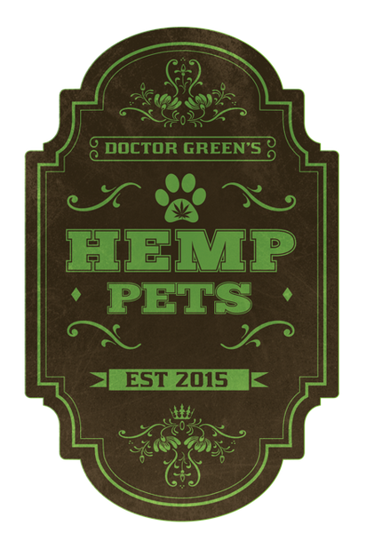 Doctor Green's Hemp Pets 300mg The ideal supplement for all pets.