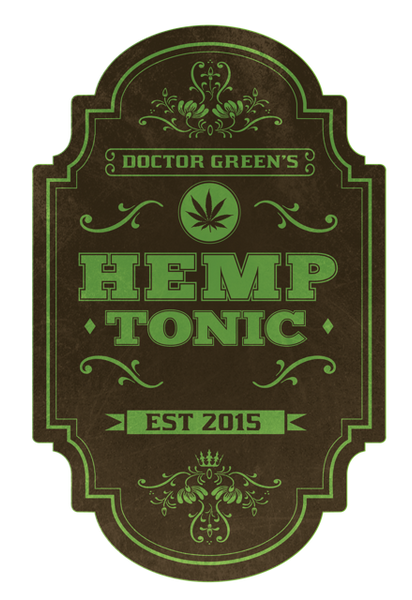 Doctor Green's Hemp Tonic Oil Daily Supplement may help treat many conditions