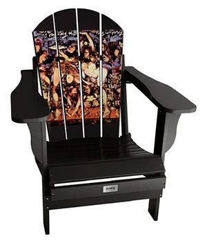 The Tragically Hip - Custom Sports Chair -  Fully Completely