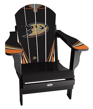 Anaheim Ducks® NHLPA Player Jersey Chair