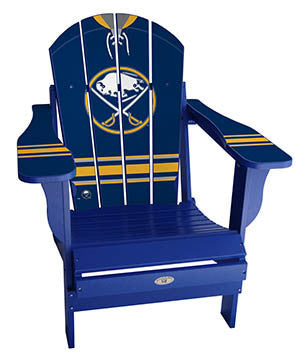 Buffalo Sabres® NHLPA Player Jersey Chair